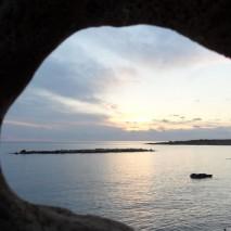 Sunset at Coral Bay Photo